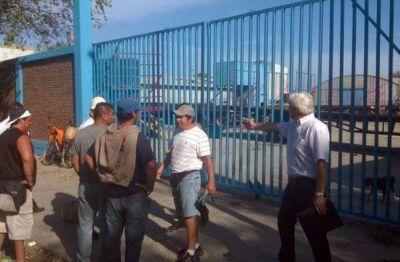 """Finalmente clausuraron la empresa """"Moliendas del Sur"""""""