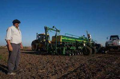 Van al paro del campo más filiales de Federación Agraria