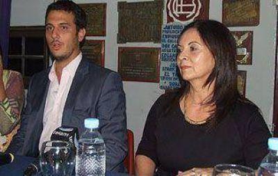 Juli�n �lvarez y Susana Trimarco encabezaron un encuentro en Lan�s