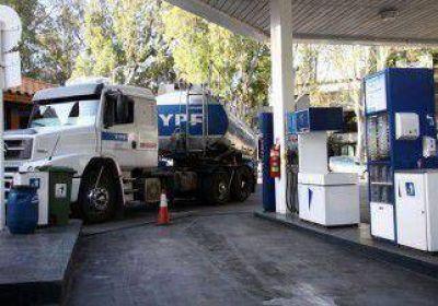 Un paro afecta el suministro de combustibles