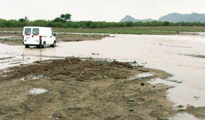 Vallistos piden ayuda tras la lluvia