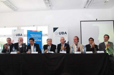 La UBA dejó inaugurado el ciclo lectivo de la nueva escuela técnica