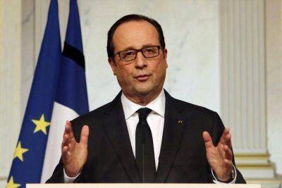 Hollande expresó su