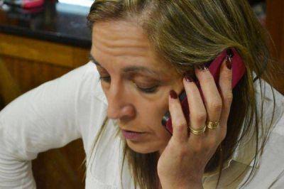 Laura Rojo lamentó que se hayan encontrado residuos industriales tirados