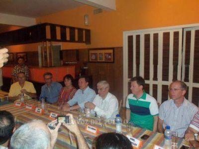 Juntos por Dorrego anunci� que no ir� a la interna del Frente Renovador