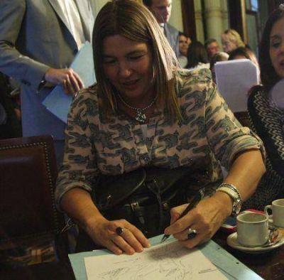 """Bertone: """"Siempre tomaré decisiones que beneficien a los trabajadores de Tierra del Fuego"""""""