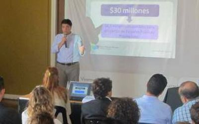 Vicente López: Jorge Macri lanzó el Presupuesto Participativo y criticó a Scioli