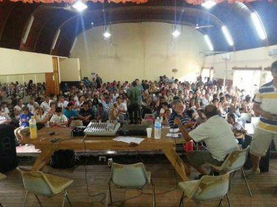 El MPL convocó a un paro por 48 horas y a sostener los campamentos