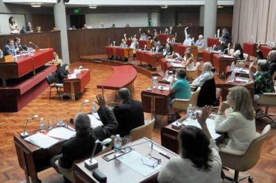 Legislatura designó miembros de Comisiones Permanentes