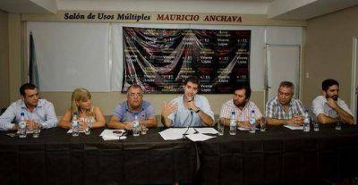 Se lanz� la Mesa Sindical del Frente Renovador de Vicente L�pez
