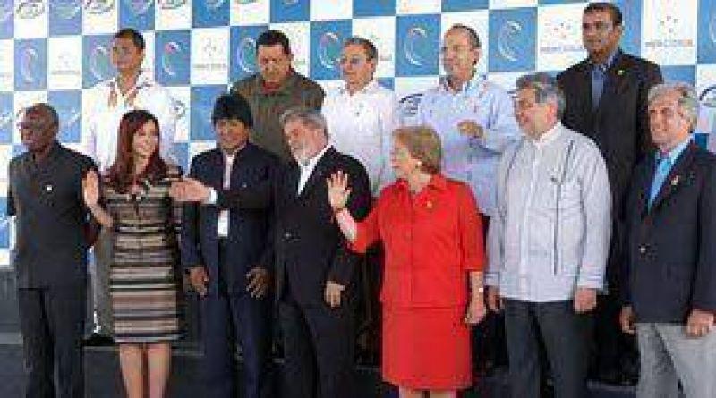 Comienza la Cumbre del Mercosur, con la gripe como tema central