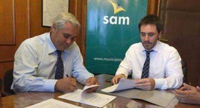 Firmaron acuerdo para modernizar el Concejo