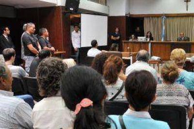 Con un caso de violencia familiar, debutó el juicio por jurados en Provincia