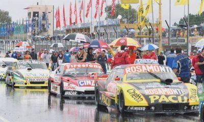 Presentan en Buenos Aires la primera fecha del Turismo Carretera en Concordia