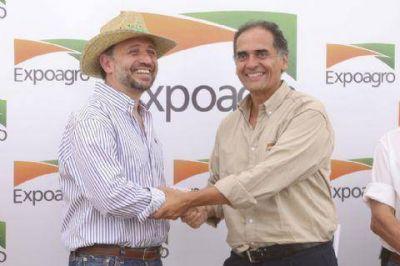 Satisfacción generalizada en el balance de Expoagro 2015