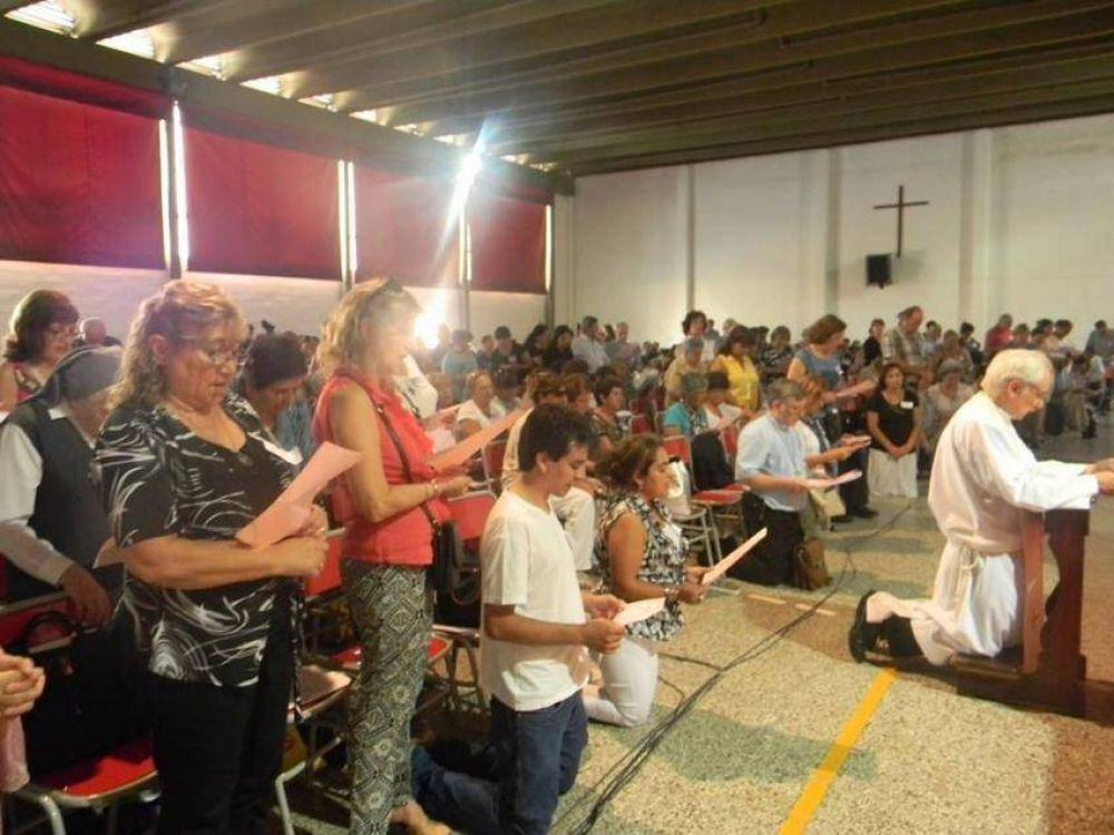 La arquidiócesis de Córdoba celebró un encuentro pastoral