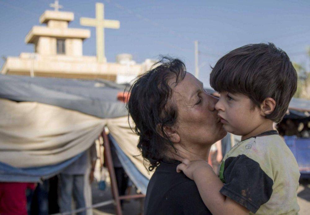 La conmovedora carta de familias iraquíes al Papa