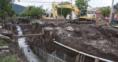 Canal de Los Manzanos: Por la inflación, el canal va a costar más de 75 millones