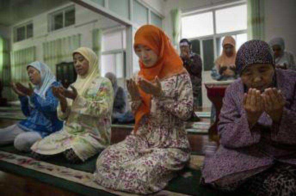 Nuevas restricciones contra las musulmanas en China