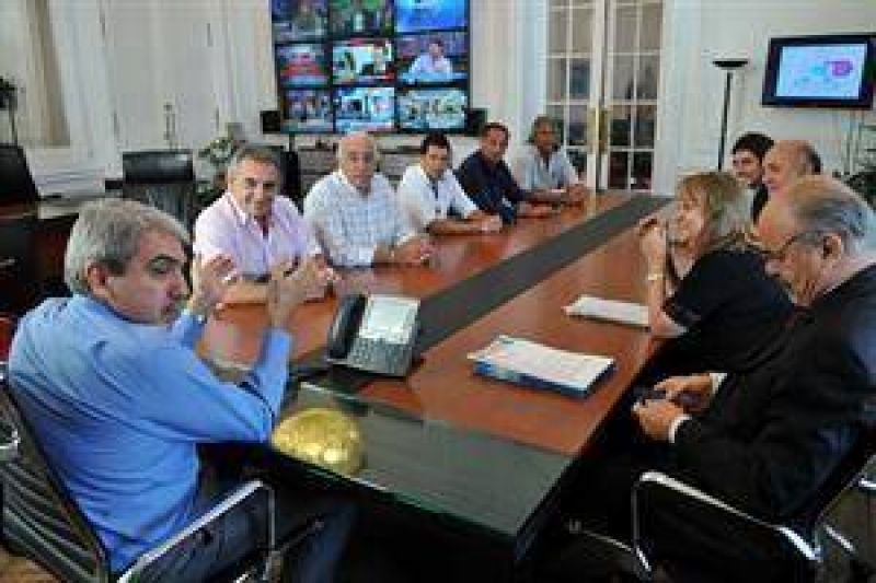 Fracas� la reuni�n del Gobierno con los gremios del transporte: ratifican el paro por Ganancias
