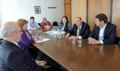 Diputados recibieron a postulante para cubrir cargo de Juez de Cámara