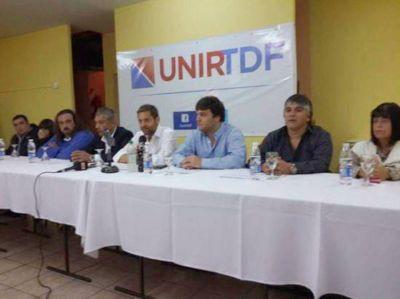 Unir TDF sale Sciutto entre Llanes y el CECU