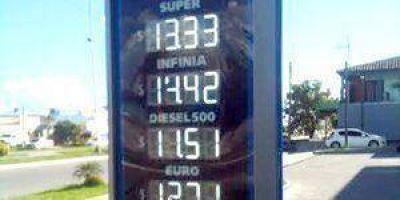 Nuevo aumento en el precio del combustible en Formosa