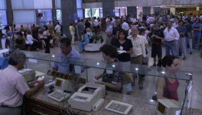 La recaudación provincial cerró el primer bimestre con un alza de 30%