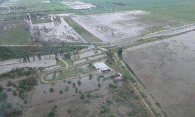 Aunque mejora el tiempo, aún quedan más de 1.000 evacuados en el sudeste cordobés