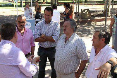 Relanzan campaña preventiva contra el cáncer de mama en San Miguel