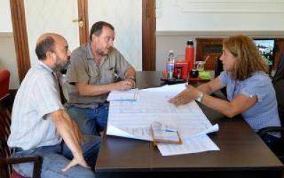 Olavarría: Cederán terrenos a vecinos para construir viviendas