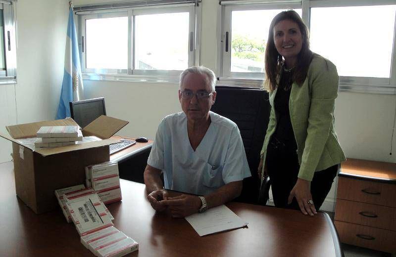 Fundaci�n OSDE realiz� una nueva donaci�n al Hospital local