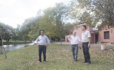 Plan Trienal Balneario todo el año: Comenzaron las obras en el Camping Municipal
