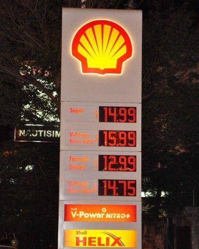 Segundo aumento de combustibles del año