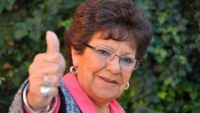 Betty Pintos reelecta como presidente del Foro de Intendentes Radicales