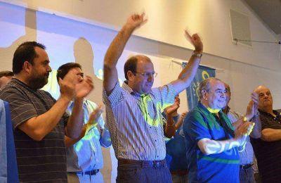 Compromiso Peronista se mostró detrás de la figura de Fabián Bruna