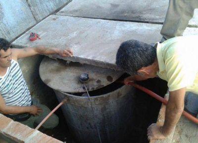 Falta de agua en Justo Daract: hoy habrá clases normalmente