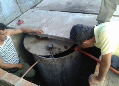 Falta de agua en Justo Daract: hoy habr� clases normalmente