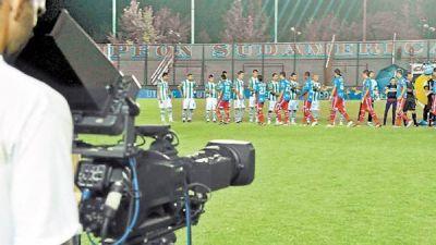 Cristóbal López ingresó en el negocio de fútbol para todos