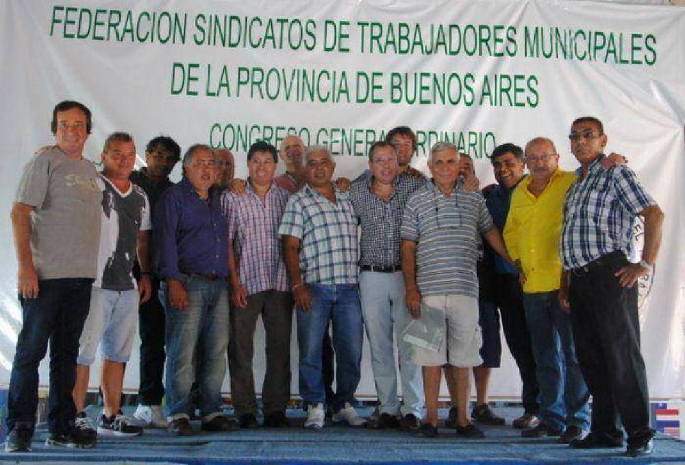 Reunión zonal de la Federación de Sindicatos de Trabajadores Municipales bonaerenses