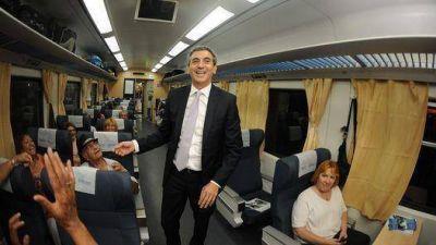 El nuevo tren a Córdoba tardó media hora más que en 1890