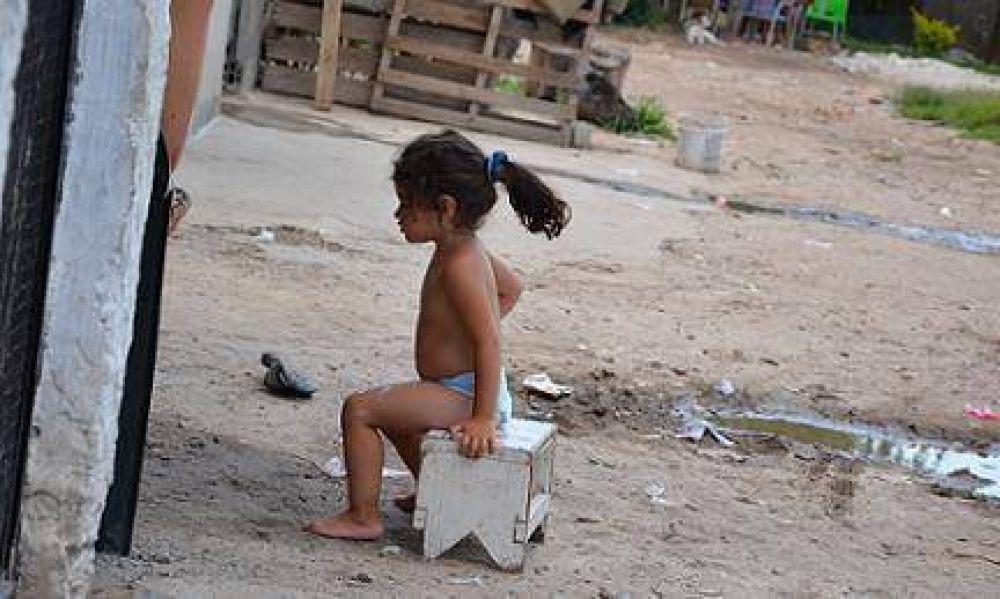 El mundo al revés de los niños de la Favela