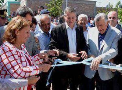 Inauguraron la nueva Comisaría 34 en La Bebida