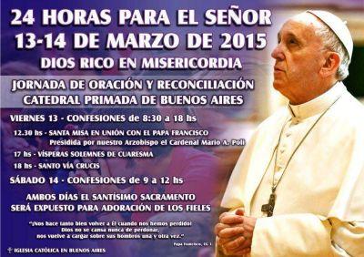 Jornada de Oración y Reconciliación