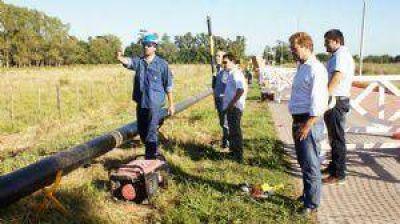 Nueve barrios del Plan Federal de Viviendas tendrán gas natural