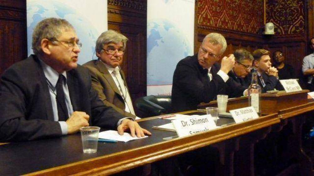 Reino Unido: El Centro Wiesenthal participó de un debate en el Parlamento sobre la ideología antisemita de Hamas como obstáculo para la paz