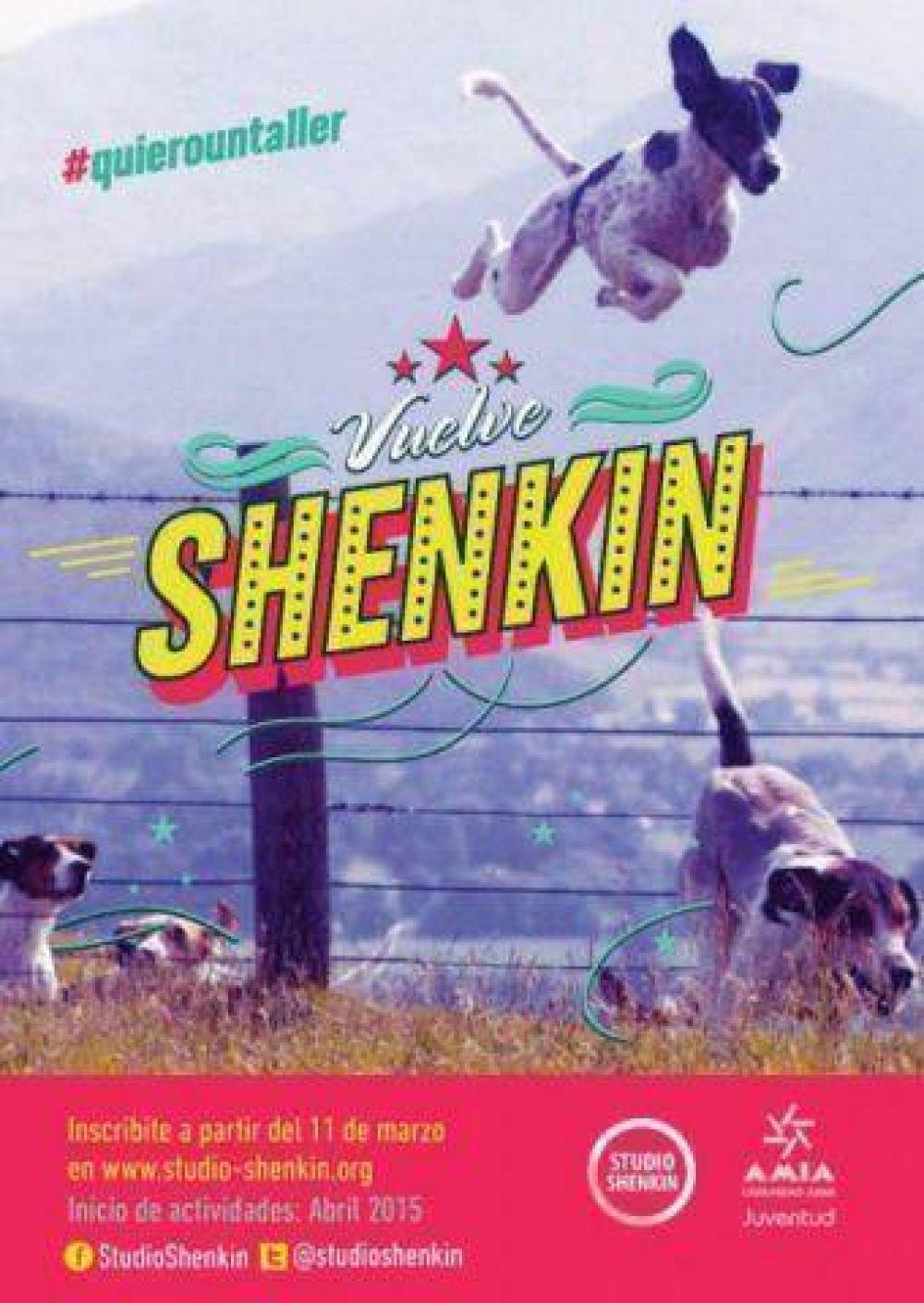 Abrieron las inscripciones para Studio Shenkin