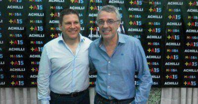 Diego Achilli sobre la unidad del FR: �Me pone contento que Jofre haya recapacitado�