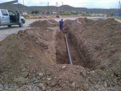 SPSE informó que normalizaron servicio de agua en Cañadón Seco