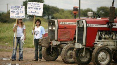 Último día del paro del campo: alertan que las economías regionales sufren